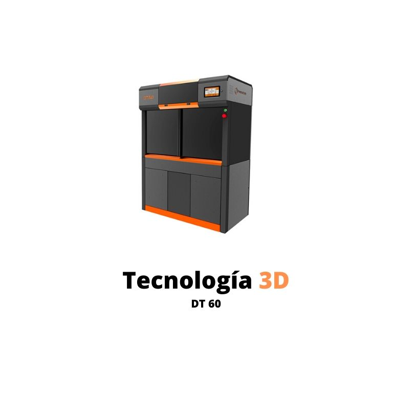 dt 60 impresora 3d