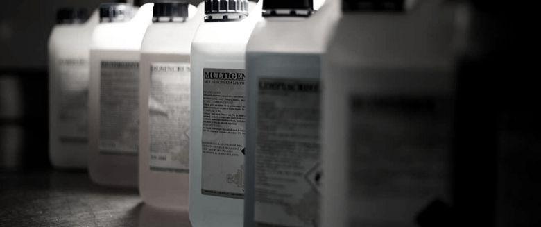 Limpieza y desinfección para talleres offset